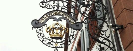Hotel Restaurant Krone is one of Pfalz Gourmet.