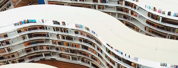 """library@orchard is one of TPD """"The Perfect Day"""" Singapore (1x0)."""