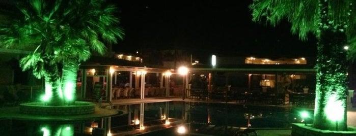 Lagoon Pool Bar Sidari is one of Corfu 2018.