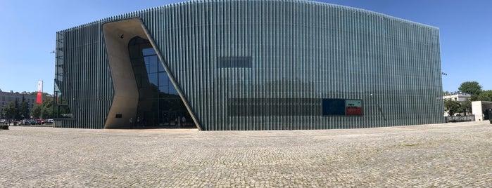 POLIN Museo della storia degli ebrei polacchi is one of Posti che sono piaciuti a Mina.