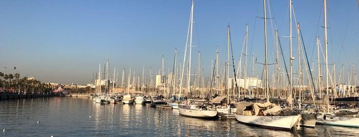 Port de Barcelona is one of Posti che sono piaciuti a Mina.
