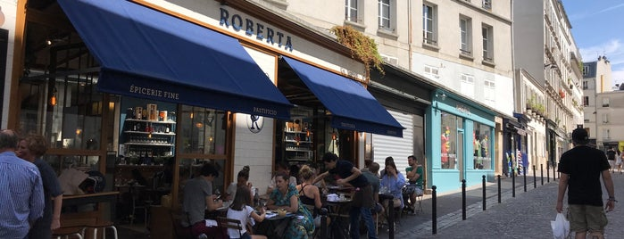 Roberta is one of Paris : best spots.