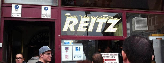 Friture Reitz is one of City Guide Maastricht.