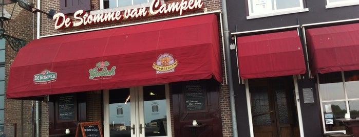 Proeflokaal De Stomme van Campen is one of Café Top-100 2015.