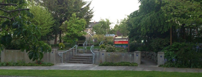 Thyme Patch Park is one of Seattle's 400+ Parks [Part 2].