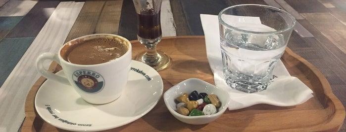 SHENLI'QA COFFEE LOUNGE is one of Lieux sauvegardés par Arzum.