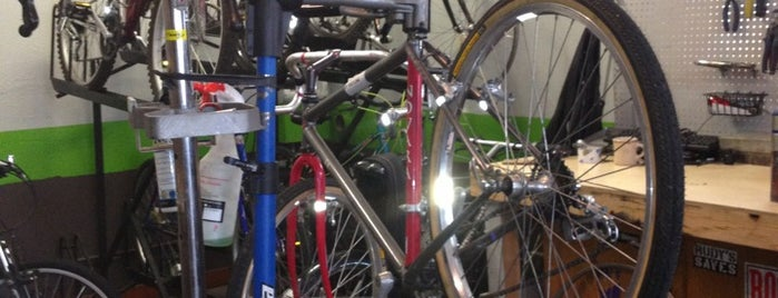 Wtfbikes is one of Places We've Been To Or Hear Are Rad in PDX.