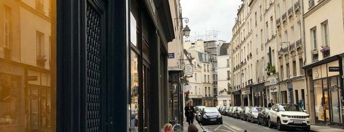 k.way is one of Paris, je t'aime.