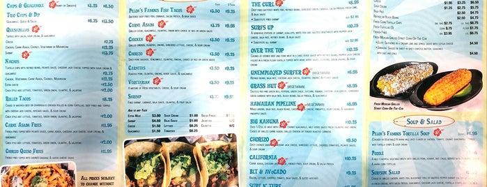 Pelon's Baja Grill is one of Lugares guardados de Liam.
