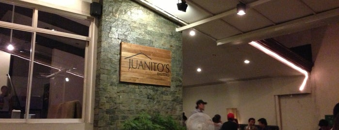 Juanito's Bistro is one of Angelikaさんのお気に入りスポット.