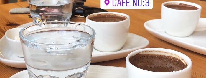 No:3 Cafe & Bar is one of cyprus.