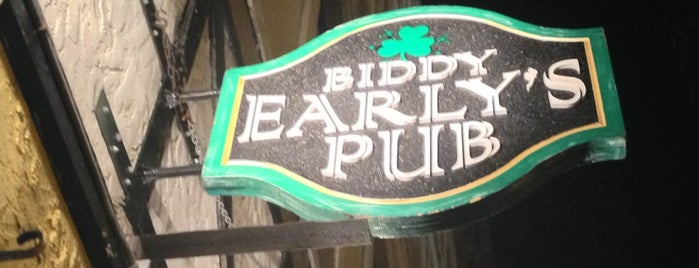 Biddy Early's is one of Boston.