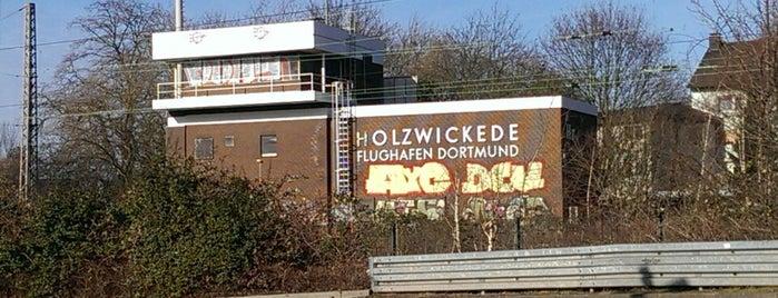 Bahnhof Holzwickede is one of Lugares favoritos de 83.