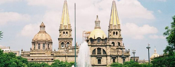 Guadalajara is one of Sergio M. 🇲🇽🇧🇷🇱🇷 님이 좋아한 장소.