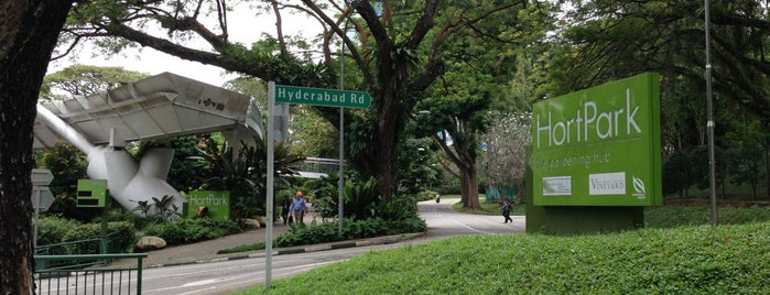 HortPark is one of Trek Across Singapore.