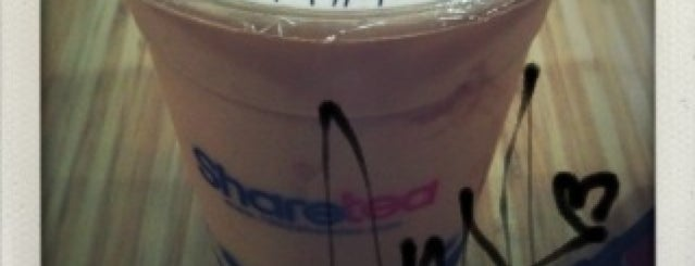 Sharetea is one of Have to go.