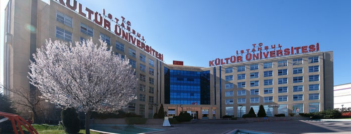 İstanbul Kültür Üniversitesi is one of Gezenti :).