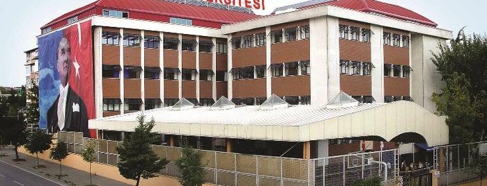 İstanbul Kültür Üniversitesi is one of Ugur e..