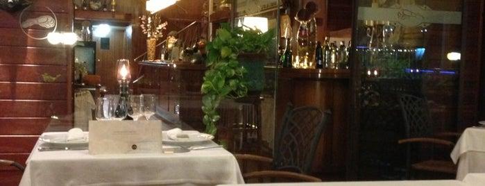 Restaurant La Gamba is one of Lieux qui ont plu à Elena.