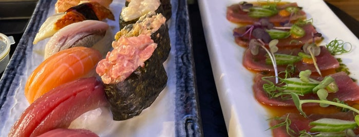 Tokyo Sushi is one of Moscow موسكو.