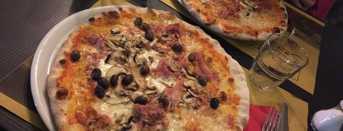 Pizzeria Sant'Ampelio is one of Fuori Milano.