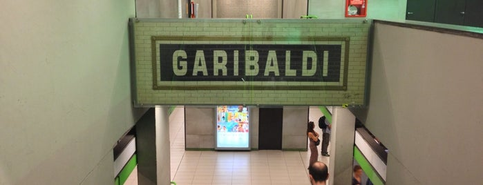 Metro Garibaldi FS (M2, M5) is one of Apero.