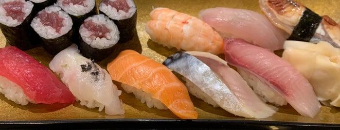 Murata is one of Portlandian food.