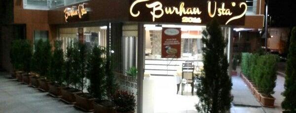 Burhan Usta is one of Istanbul için yemek vakti.