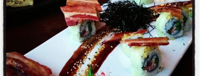 Maru Sushi & Grill is one of Grand Rapids.
