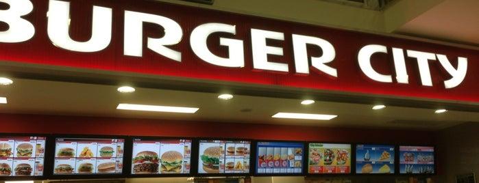 Burger City is one of Gittiğim Önemli Yerler.
