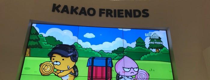Kakao Friends Store is one of 🇰🇷 Seoul, South Korea.