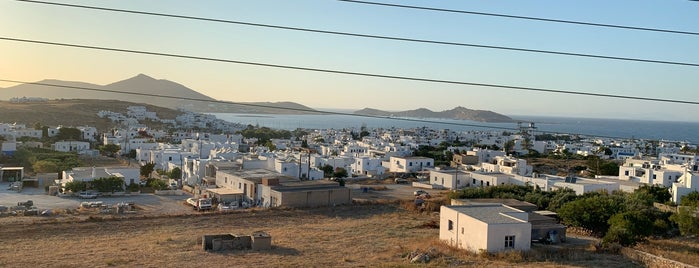 Ματζουράνα is one of Paros, Greece.