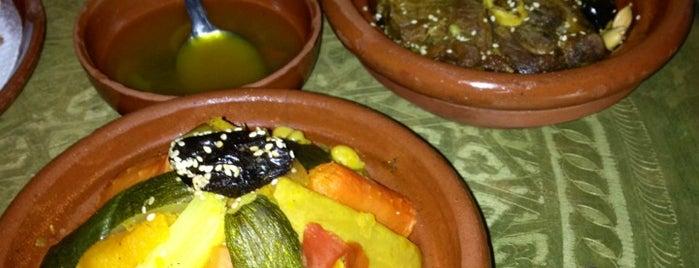 Al-Jaima, Cocina del Desierto is one of Restauración.