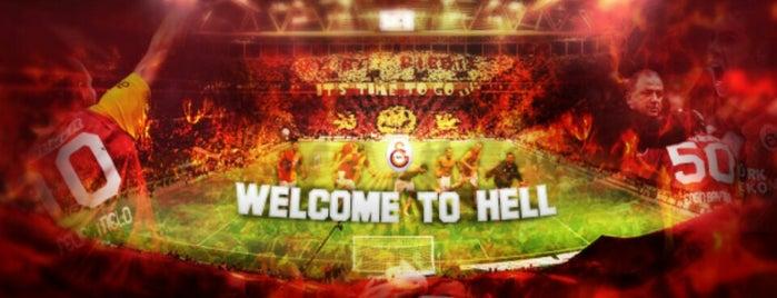 Türk Telekom Stadyumu is one of İstanbul Avrupa Yakası #2 🍁🍃.