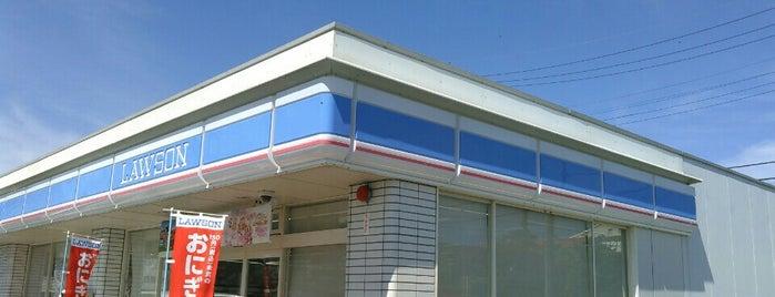 ローソン 千葉あすみが丘八丁目店 is one of 田舎のランドマークコンビ二@千葉・東金基点.