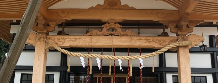 Takao shrine is one of Lieux qui ont plu à Kazu.