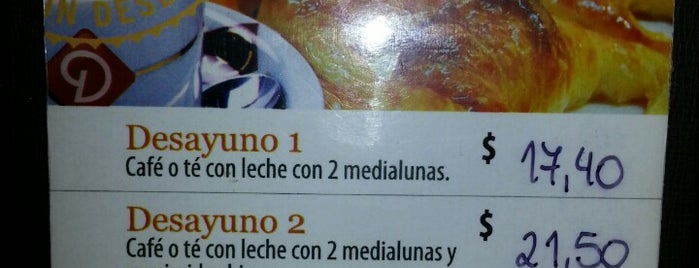 Distinción is one of Break, coffee break Rosario.