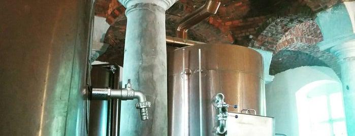 Brasserie de l'Abbaye d'Aulne is one of Beer / Belgian Breweries (2/2).