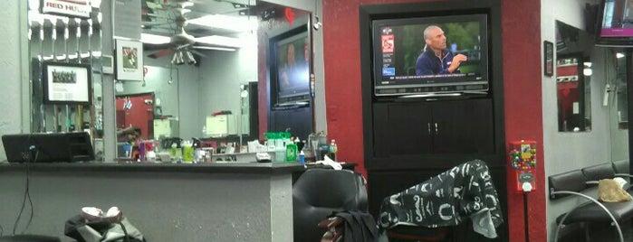 Goodfellas Barbers Shop is one of Kevin'in Beğendiği Mekanlar.