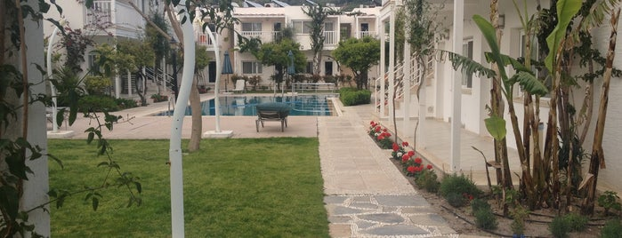 Otel Gümüşlük is one of Bodrum.
