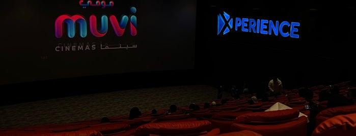 Muvi Cinemas is one of Posti salvati di Queen.