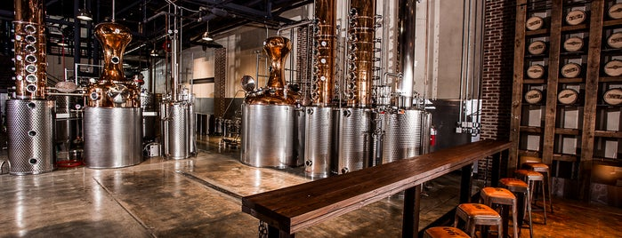 Charleston Distilling is one of Charleston.