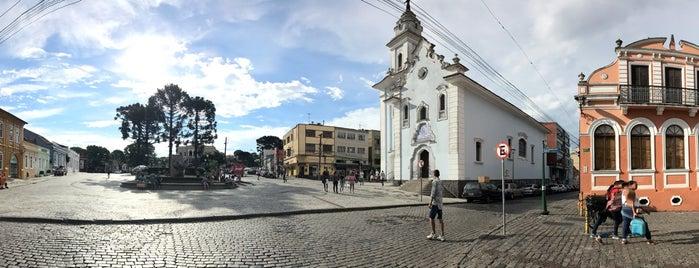 Centro Histórico de Curitiba is one of Curitiba.