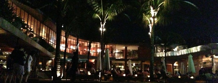 Potato Head Beach Club is one of Locais curtidos por Erin.