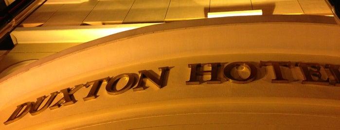 Duxton Hotel Saigon is one of saigon.