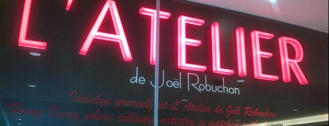 L'Atelier de Joël Robuchon is one of 3* Star* Restaurants*.