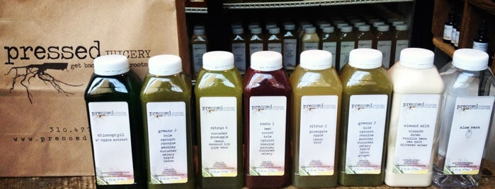 Pressed Juicery is one of Brittanyさんのお気に入りスポット.