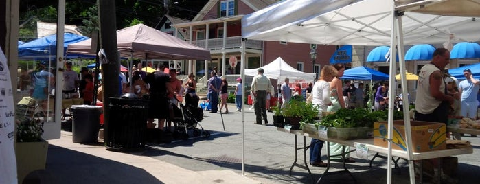 Chester Sunday Market is one of Natural Foods.