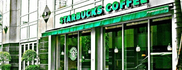 สตาร์บัคส์ is one of Starbucks in Thailand.