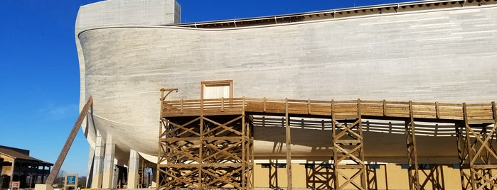 Ark Encounter is one of Bucket List.